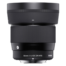 56mm f/1.4 DC DN Contemporary Lens for Sony E Image 0