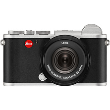 CL Mirrorless Digital Camera with 18-56mm Lens (Silver Anodized) Image 0