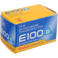 E100G 135-36 Ektachrome Professional Color Slide (Transparency) Film (ISO-100) Image 0
