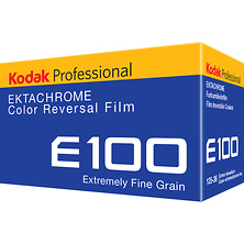 Ektachrome E100 Color Transparency Film (35mm Roll Film, 36 Exposures) Image 0