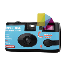 Simple Use Film Camera with Color Negative Film Image 0