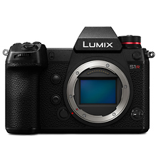 Lumix DC-S1R Mirrorless Digital Camera Body (Black) Image 0