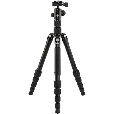 Tripster Travel Tripod (0 Series, Black, Aluminum) Image 0