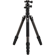 Tripster Travel Tripod (2 Series, Black, Carbon Fiber)