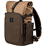 Fulton 10L Backpack (Tan and Olive)