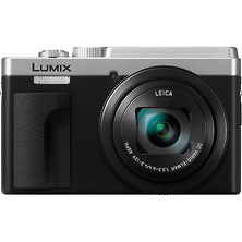 Lumix DCZS80 Digital Camera (Silver) Image 0