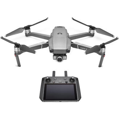 Mavic 2 Zoom with Smart Controller Image 0