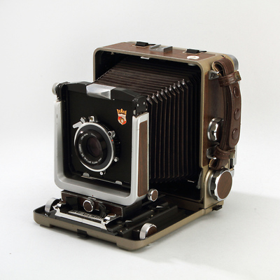 4X5D Field Camera with Fuji 150mm f/6.3 Lens - Used Image 0