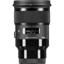 50mm f/1.4 DG HSM Art Lens for Leica L-Mount Image 0