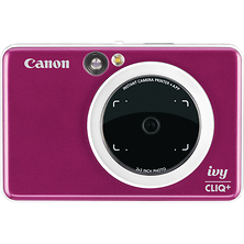 IVY CLIQ+ Instant Camera Printer (Ruby Red) Image 0