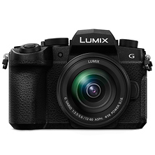 Lumix DC-G95 Mirrorless Digital Camera with 12-60mm Lens Image 0