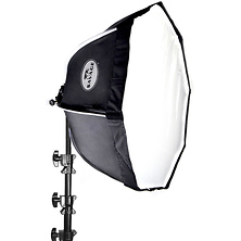 25 in. ModMaster Adaptable Speedlight Softbox Image 0
