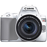 EOS Rebel SL3 Digital SLR with EF-S 18-55mm f/4-5.6 IS STM Lens (White) Thumbnail 1