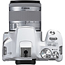 EOS Rebel SL3 Digital SLR with EF-S 18-55mm f/4-5.6 IS STM Lens (White) Thumbnail 2