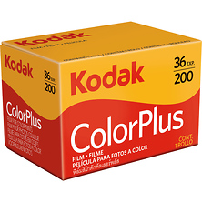ColorPlus 200 Color Negative Film (35mm Roll Film, 36 Exposures) Image 0