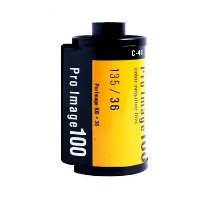 Pro Image 100 Color Negative Film (35mm Roll Film, 36 Exposures) Image 0