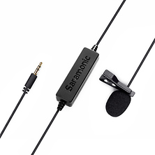 LavMicro Broadcast Quality Lavalier Omnidirectional Microphone Image 0
