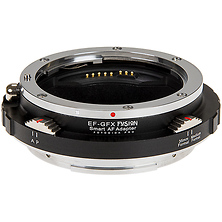 Pro Fusion Smart Auto-Focus Adapter for Canon EF or EF-S Mount Lens to FUJIFILM G-Mount GFX Camera Image 0