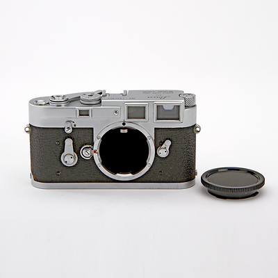 M3 35mm Single Stroke Rangefinder Camera Body - Pre-Owned Image 0