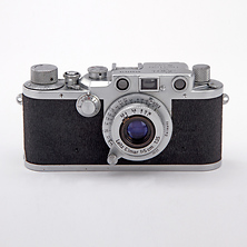 IIIC Rangefinder Camera with 5cm f/3.5 Elmar Lens - Used Image 0