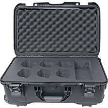6 Lens Carry-On Case for Cine DS and Cine Series Image 0