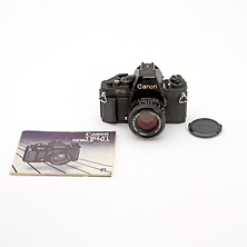 F1N AE Camera with 50mm f/1.4 Lens - Used Image 0
