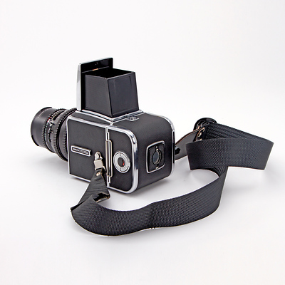 Hasselblad 500CM Camera with 150mm Lens and A12 Back - Used