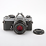 FM 35mm Film Camera with 50mm f/1.8 E Lens - Used