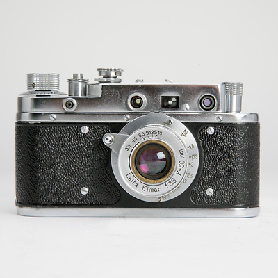 Leica Russian Copy Leica Rangefinder Camera - Used / For Display Only