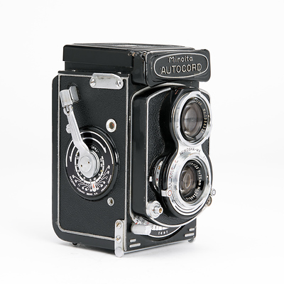 Autocord Medium Format Camera - Used Image 0