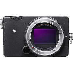 Sigma fp Mirrorless Digital Camera Body Only Image