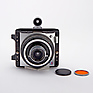 XLSW Camera w/47mm Lens, Orange Filter & Generic Wide Angle Finder - Pre-Owned