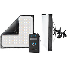 1 x 1 ft. Flex Cine Bi-Color LED X-Bracket Kit Image 0