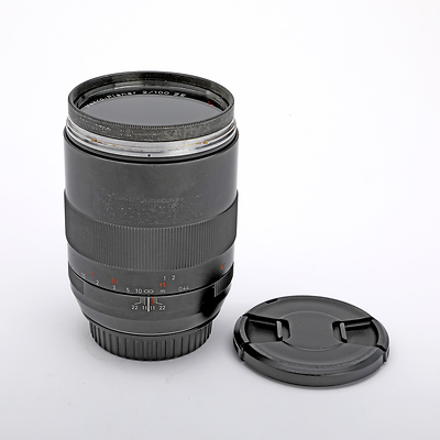 100mm f/2.0 Makro Panar ZE Lens for Canon - Used Image 0