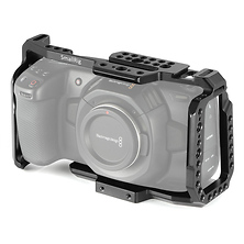 Full Cage for Blackmagic Pocket Cinema Camera Image 0