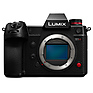 Lumix DC-S1H Mirrorless Digital Camera Body (Black)