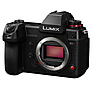 Lumix DC-S1H Mirrorless Digital Camera Body (Black) Thumbnail 1