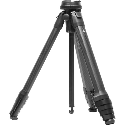 Carbon Fiber Travel Tripod Image 0