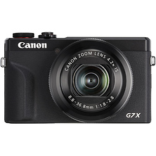 PowerShot G7 X Mark III Digital Camera (Black) Image 0