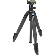 Sprint Mini III Travel Tripod with SBH-100 DQ Compact Ball Head (Matte Black)