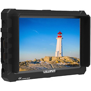 A7S 7 in. Full HD Monitor with 4K Support (Black Case)