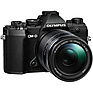 OM-D E-M5 Mark III Micro Four Thirds Digital Camera with 14-150mm Lens (Black) Thumbnail 1