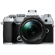 OM-D E-M5 Mark III Micro Four Thirds Digital Camera with 14-150mm Lens (Silver) Image 0