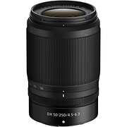 NIKKOR Z DX 50-250mm f/4.5-6.3 VR Lens
