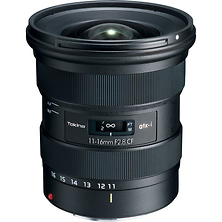 atx-i 11-16mm f/2.8 CF Lens for Canon EF Image 0