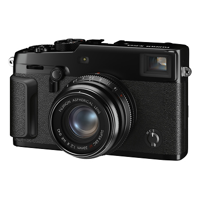 X-Pro3 Mirrorless Digital Camera (Black) Image 0