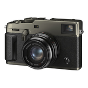 X-Pro3 Mirrorless Digital Camera (Dura Black)