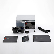 M-P Rangefinder Film Camera Body (Black) - Used Image 0