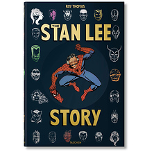 The Stan Lee Story - Hardcover Book Image 0