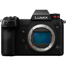Lumix DC-S1 Mirrorless Digital Camera (Body Only) - Pre-Owned Image 0
